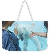 Polar Bear 3 Weekender Tote Bag