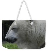 Polar Bear 4 Weekender Tote Bag