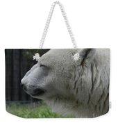 Polar Bear 5 Weekender Tote Bag