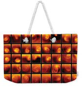 Polar Vortex On Venus Weekender Tote Bag