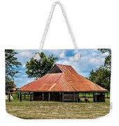 Pole Barn Weekender Tote Bag