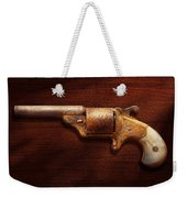 Police - Gun - Mr Fancy Pants Weekender Tote Bag