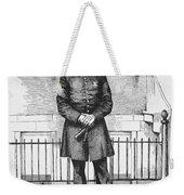 Policeman, C1885 Weekender Tote Bag