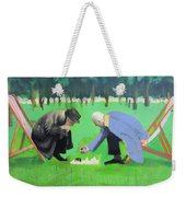 Polish Chess Players  Weekender Tote Bag by Paul Powis