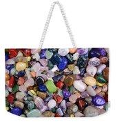 Polished Gemstones Weekender Tote Bag