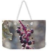 Polk Berries Weekender Tote Bag