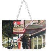 Polk St. Cleaner's Weekender Tote Bag
