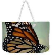 Polka Dots And Wings Weekender Tote Bag