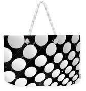 Polka Dots Weekender Tote Bag