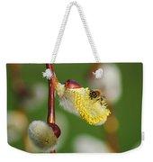 Pollen Feast Weekender Tote Bag