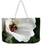 Pollenated Bumblebee Weekender Tote Bag