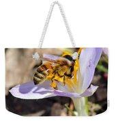 Pollinated Weekender Tote Bag