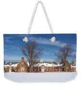 Polo Stables At Caumsett Weekender Tote Bag