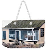 Polpeor Cafe The Lizard Point Weekender Tote Bag