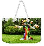 Polycephaly Dragon Weekender Tote Bag