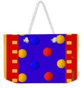 Polychromatic Weekender Tote Bag