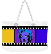 Polychrome Pop Weekender Tote Bag