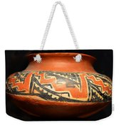 Polychrome Pottery 1100 Ad Weekender Tote Bag