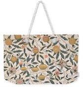 Pomegranate Design For Wallpaper Weekender Tote Bag