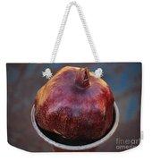 Pomegranate In A Vase Weekender Tote Bag