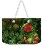Pomegranates    Majorca Weekender Tote Bag