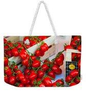Pomodori Italiani Weekender Tote Bag
