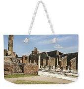 Pompeii 3 Weekender Tote Bag