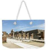 Pompeii 5 Weekender Tote Bag