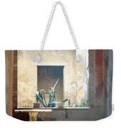 Pompeii Courtyard Weekender Tote Bag