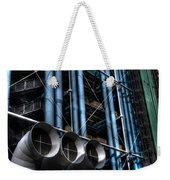 Pompidou Pipes Weekender Tote Bag