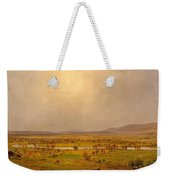 Pompton Plains. New Jersey Weekender Tote Bag