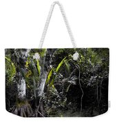 Pond Apple Weekender Tote Bag