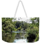 Pond At Tifft Nature Preserve Buffalo New York  Weekender Tote Bag