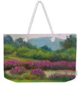 Pond At Willow Tree Farm Weekender Tote Bag