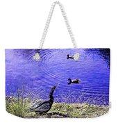 Pond Days Weekender Tote Bag