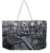 Pond Down The Road Weekender Tote Bag
