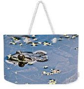 Pond Dweller Weekender Tote Bag