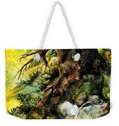 Pond Fairy Weekender Tote Bag