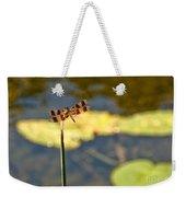 Pond Visitor Weekender Tote Bag