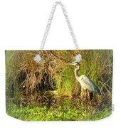 Pond Wildlife Weekender Tote Bag