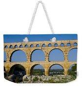 Pont Du Gard  Weekender Tote Bag