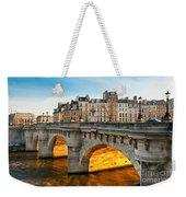 Pont Neu - Paris  Weekender Tote Bag