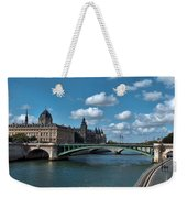 Pont Notre Dame Weekender Tote Bag