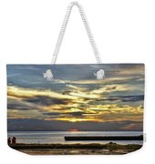 Pontchartrain Sunset Weekender Tote Bag