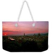 Ponte Vecchio Weekender Tote Bag