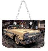 Pontiac Bonneville Weekender Tote Bag