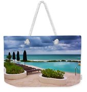 Pool At Rosewood Mayakoba Weekender Tote Bag