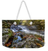 Pool Reflections Weekender Tote Bag