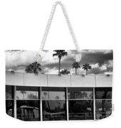 Pool Storm Palm Springs Weekender Tote Bag