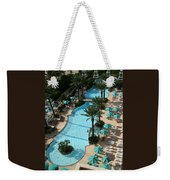 Pool1112b Weekender Tote Bag